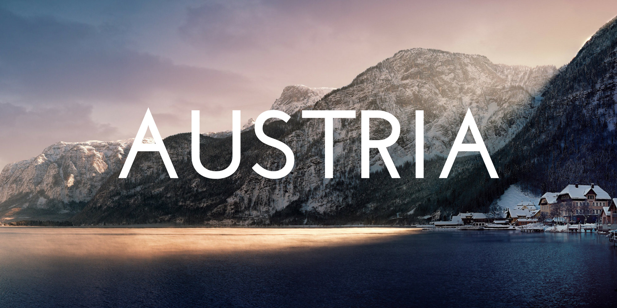Austria - Authentic Traveling - Header
