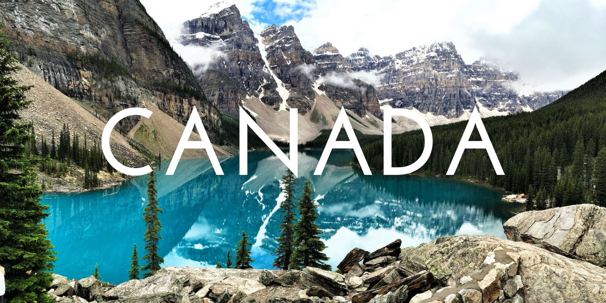 Canada - Authentic Traveling - Header