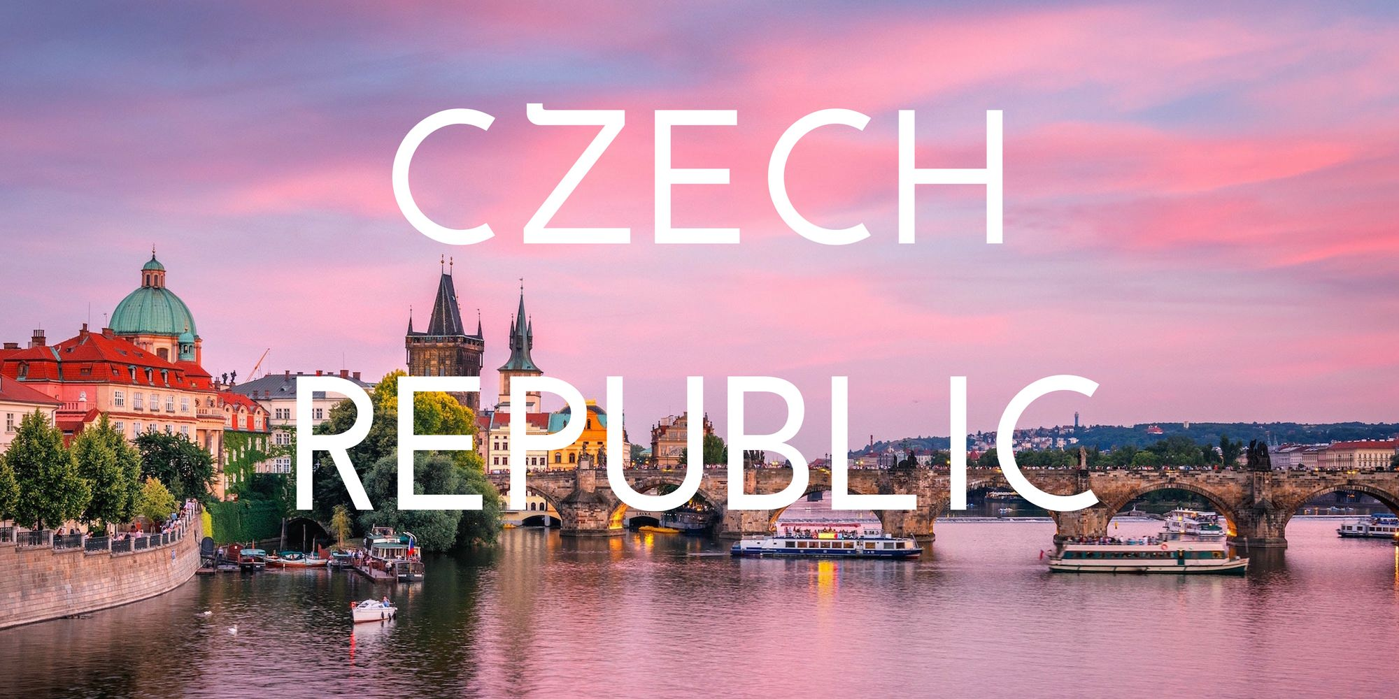 Czech Republic - Authentic Traveling - Header