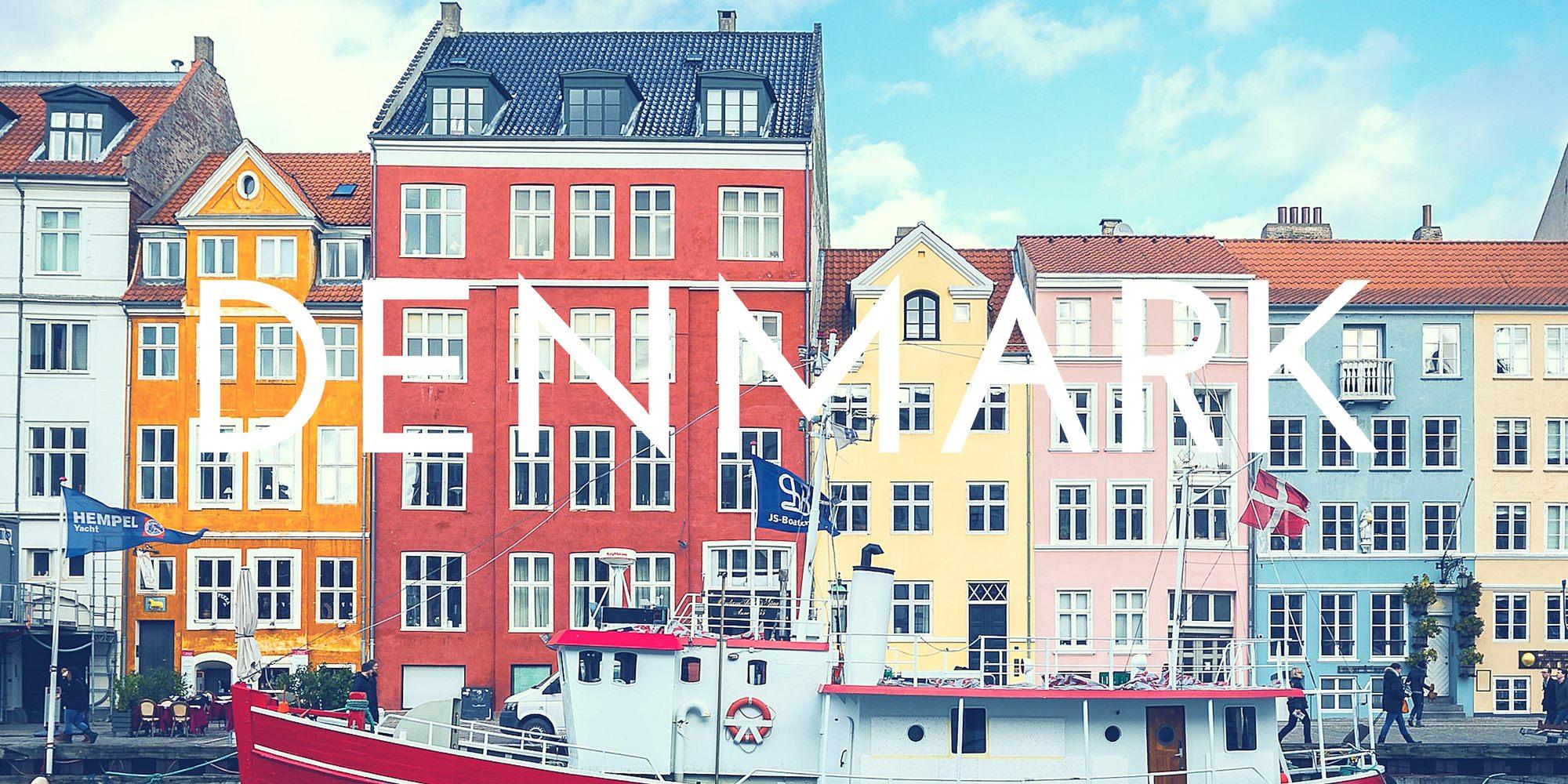 Denmark - Authentic Traveling - Header