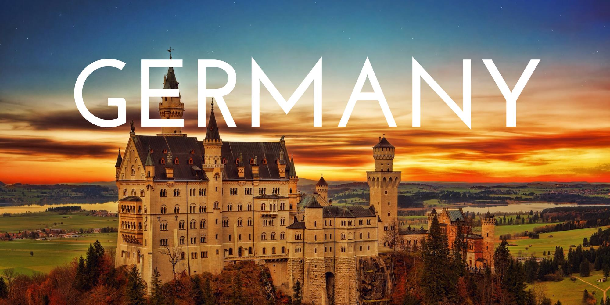 Germany - Authentic Traveling - Header
