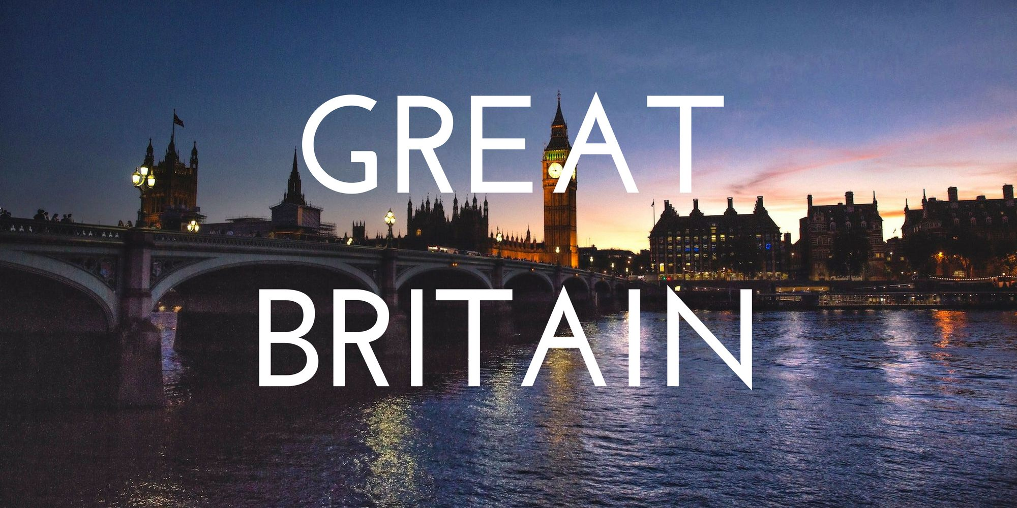 Great Britain - Authentic Traveling - Header