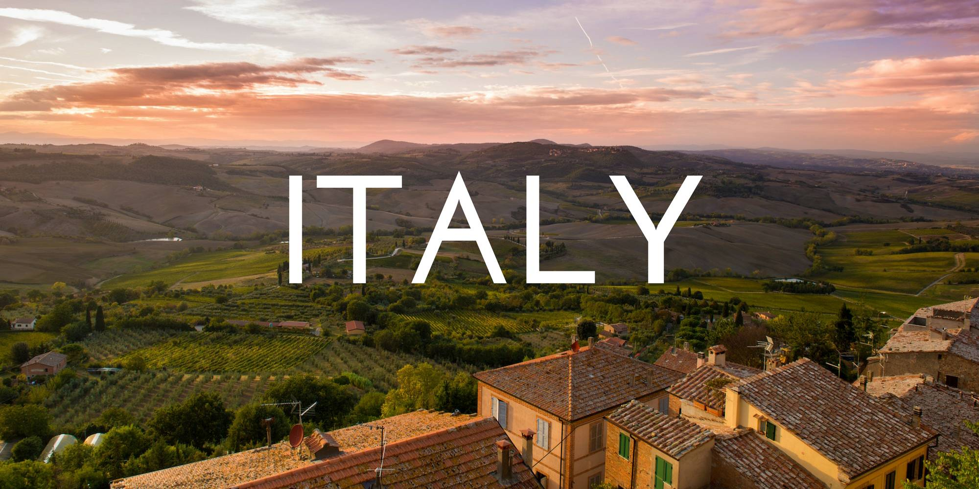 Italy - Authentic Traveling - Header
