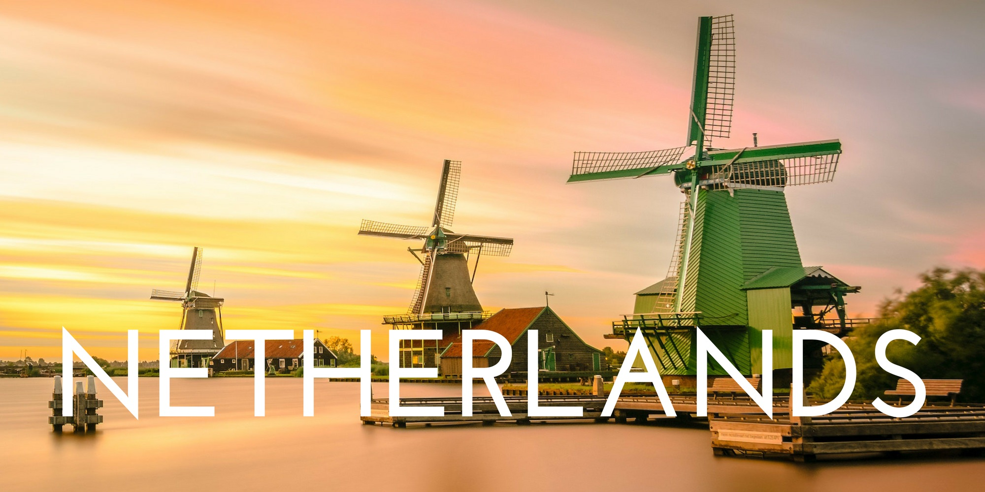 Netherlands - Authentic Traveling - Header