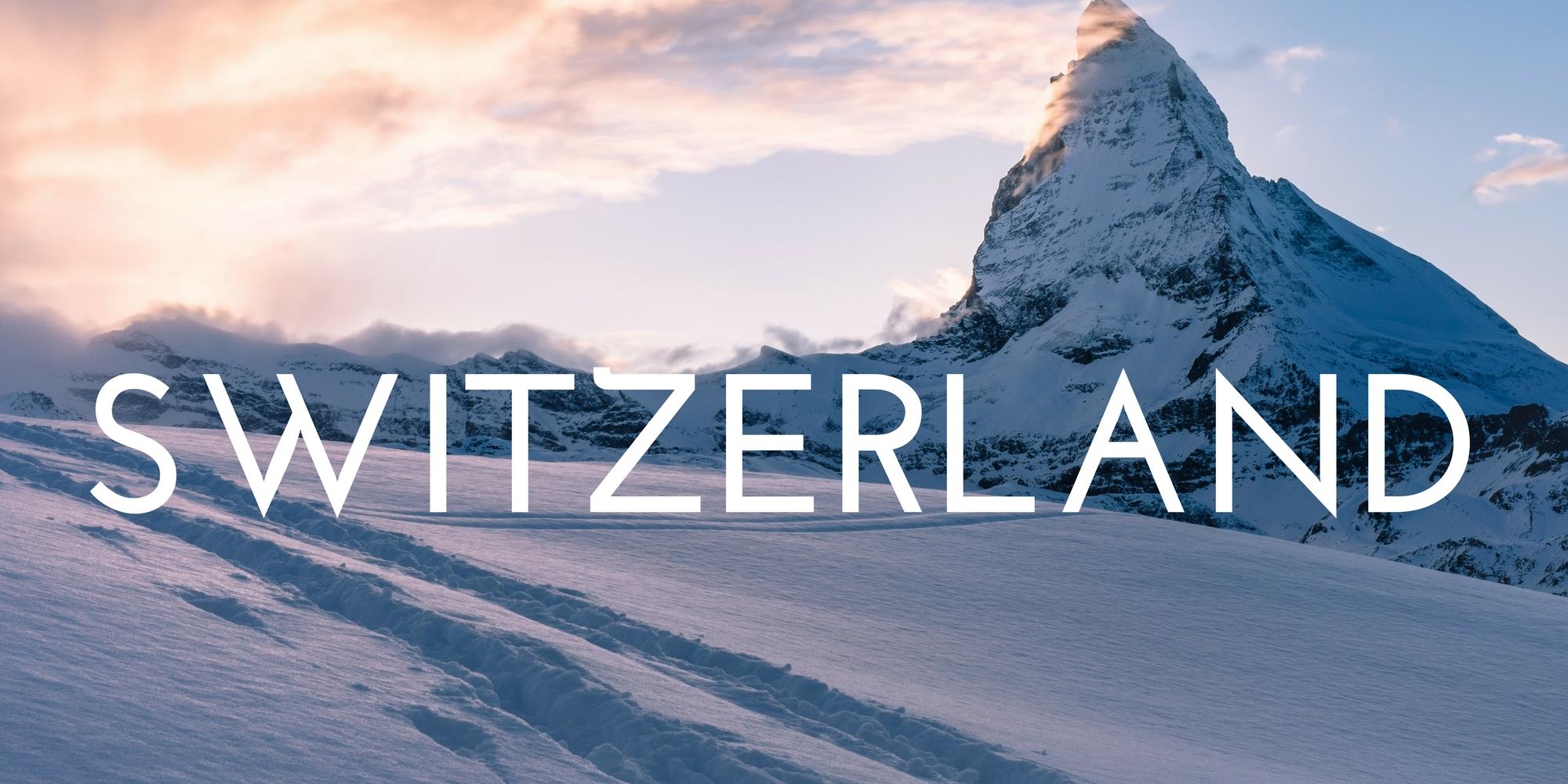 Switzerland - Authentic Traveling - Header