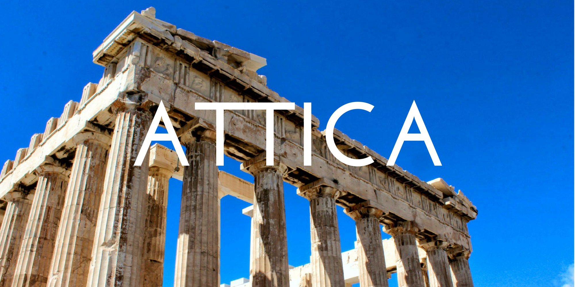 Attica - Authentic Traveling - Header
