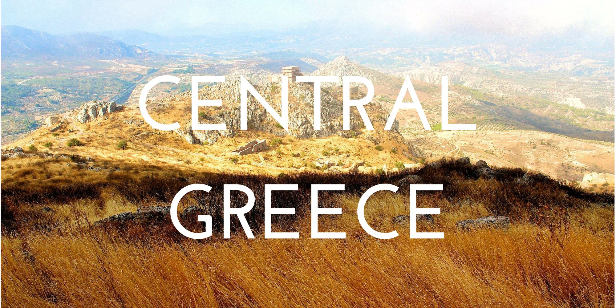 Central Greece - Authentic Traveling - Header