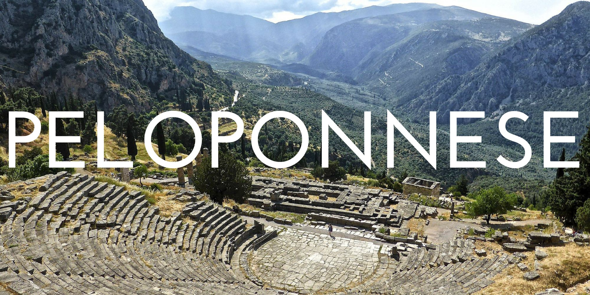 Peloponnese - Authentic Traveling - Header