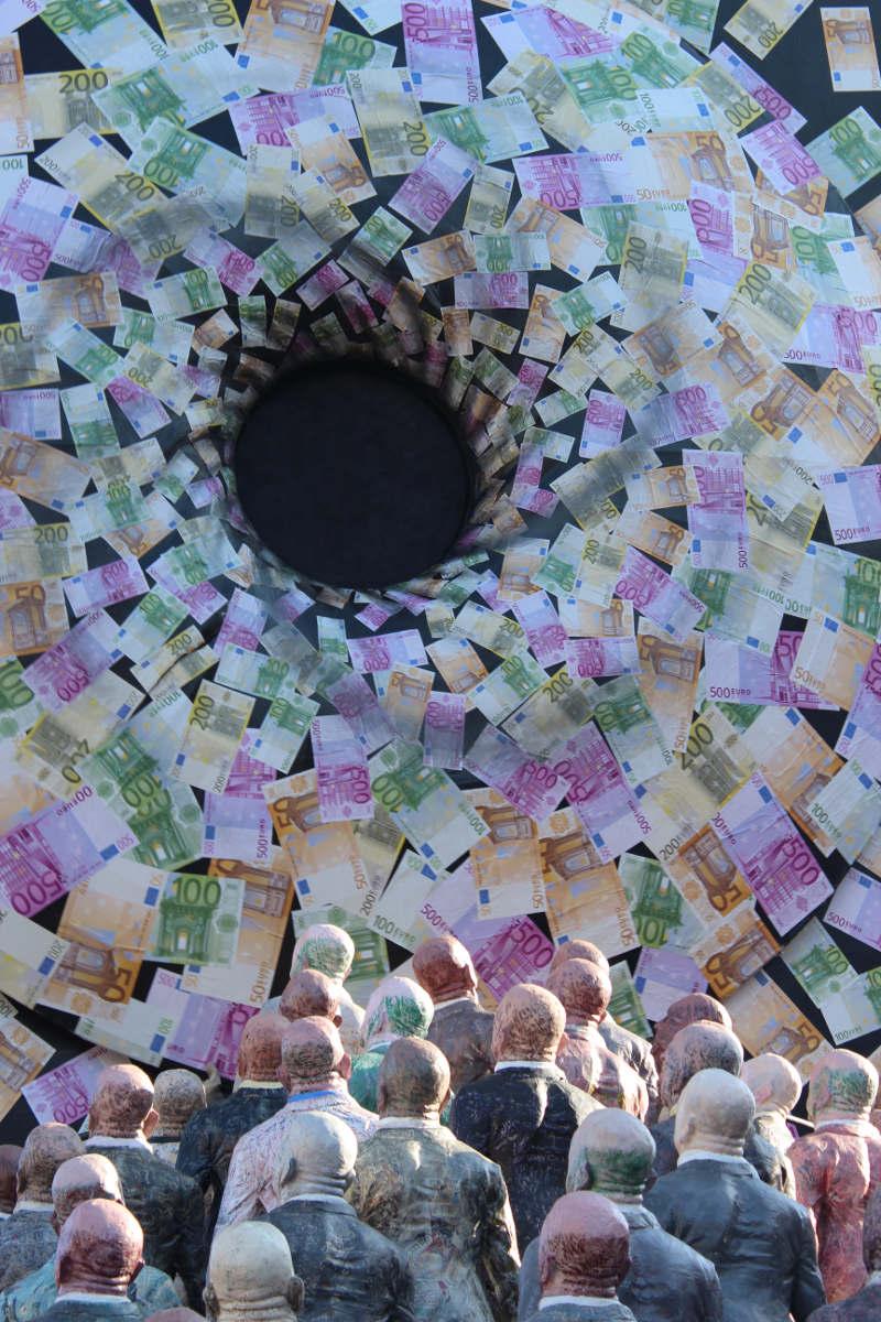 Euro Hell Hole Carnivale di Viareggio