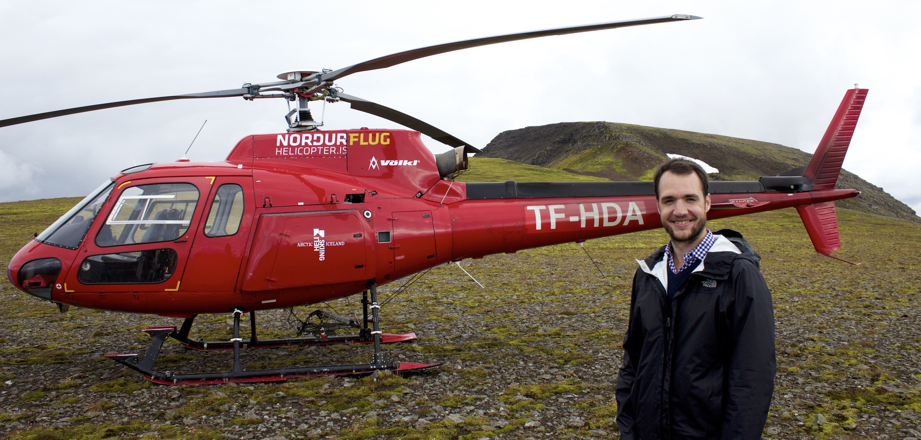 Iceland Helicopter - Why Travel - Authentic Traveling