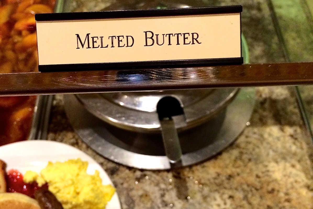 melted butter, las vegas, nevada