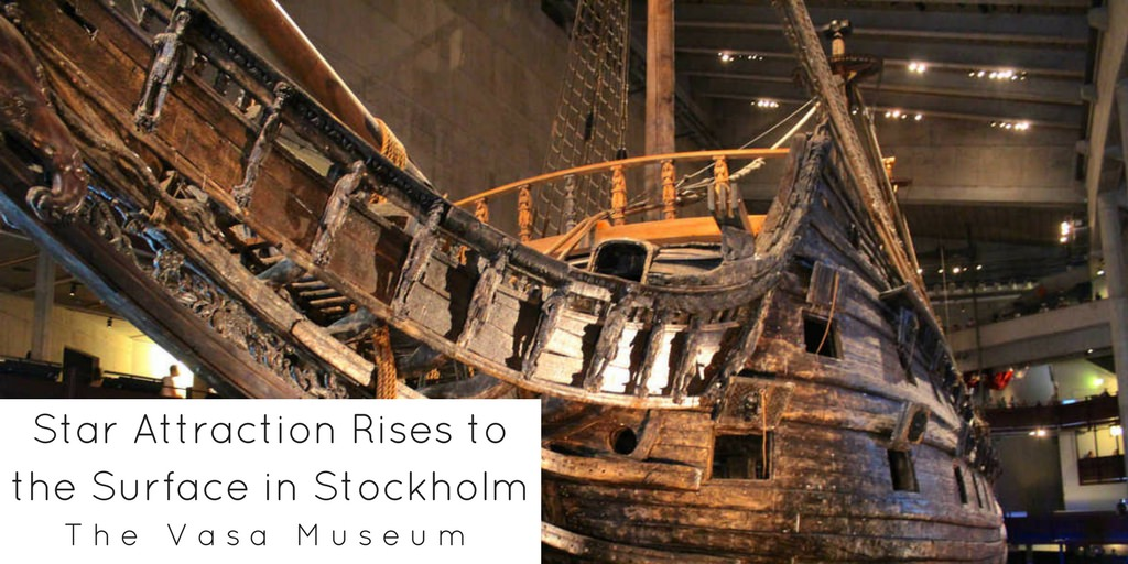 Vasa Museum - Header