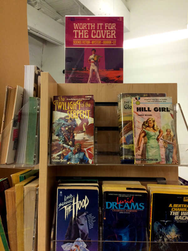 for the cover powells portland oregon
