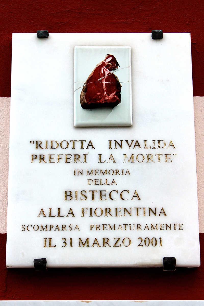 steak memorial dario cecchini panzano in chianti italy