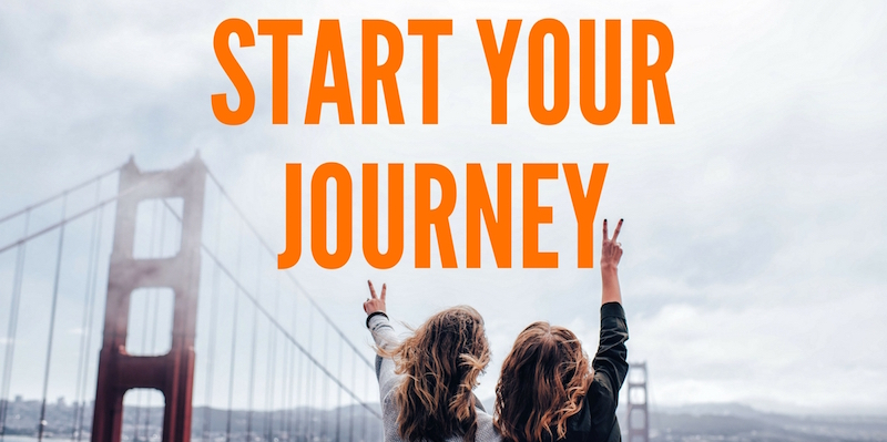 Start Your Journey - Authentic Traveling