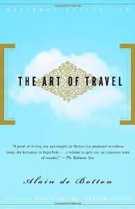 The Art of Travel - Alain de Botton - Most Inspiring Travel Books