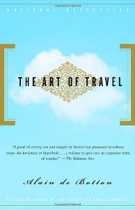 The Art of Travel - Alain de Botton - Most Inspiring Travel Books