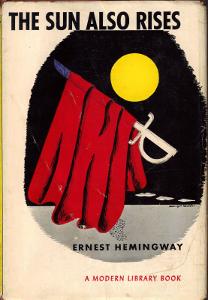 The Sun Also Rises - Ernst Hemingway - Most Inspiring Travel Books