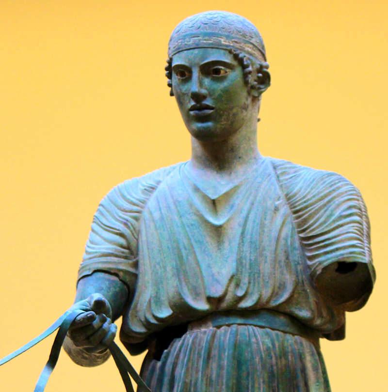 Cbarioteer Delphi Greece History Comes Alive