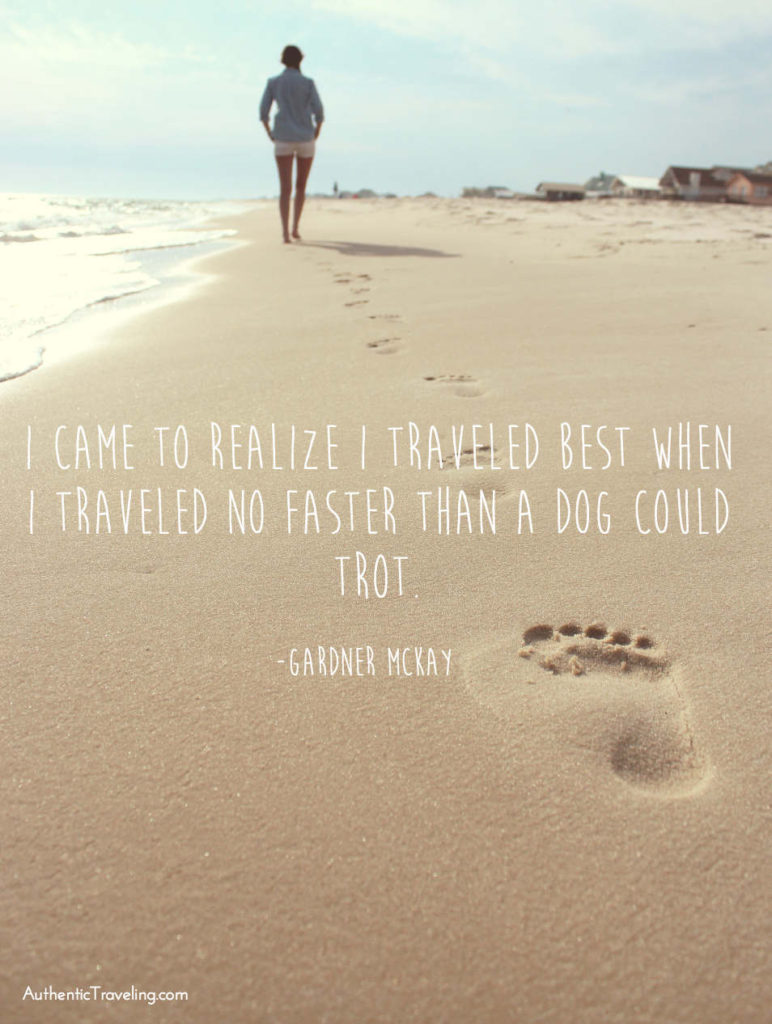 gardner mckay travel quote