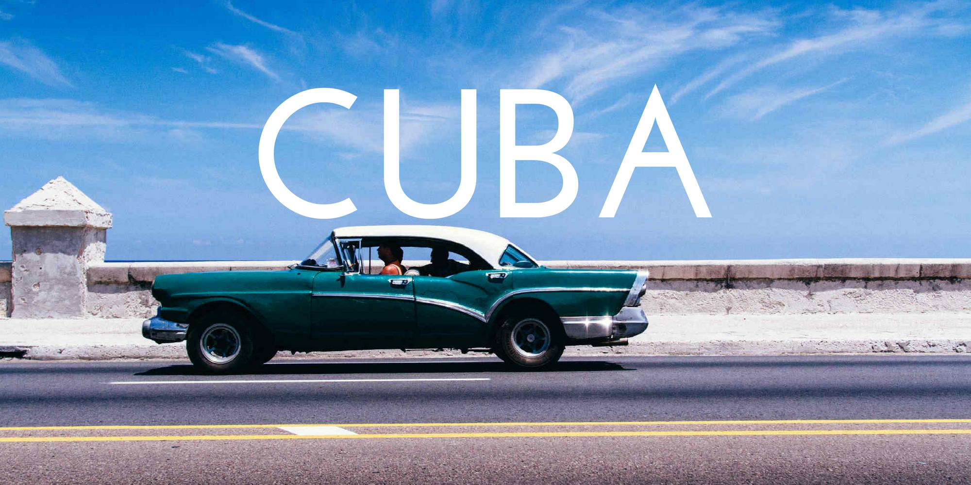 Cuba - Authentic Traveling - Header