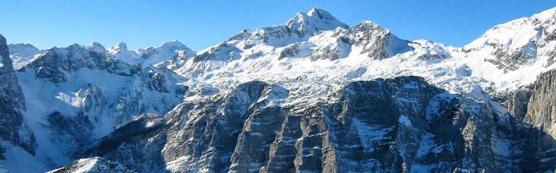 Mount Triglav Slovenia