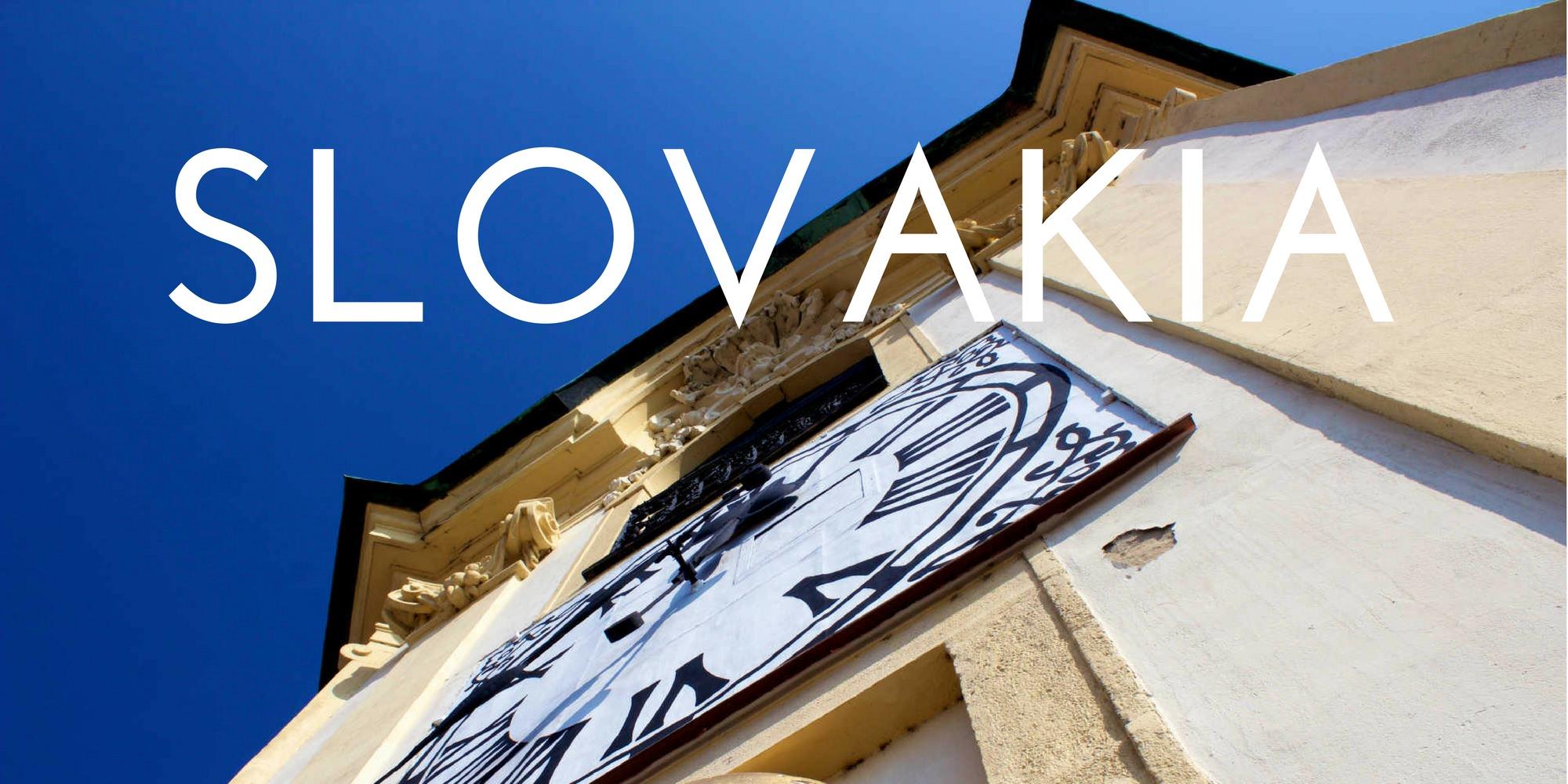 Slovakia - Authentic Traveling - Header