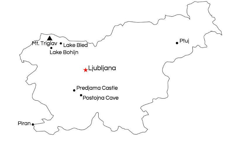 Slovenia Top Sites