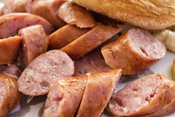 Carniolan Sausage Slovenian Food
