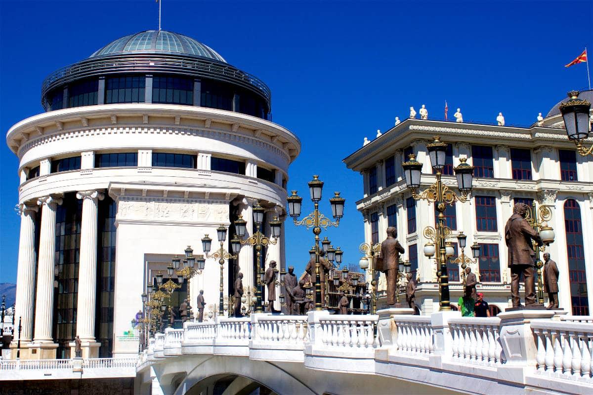 How to live like a local skopje macedonia