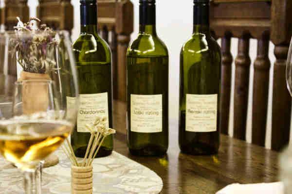 Slovenian Wine Slovenian Food