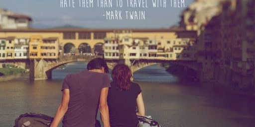 Mark Twain – Travel Quote of the Week