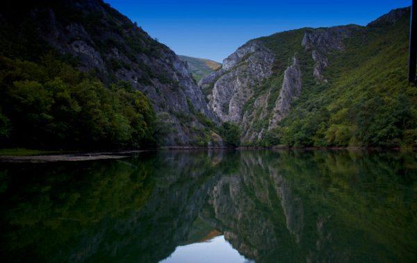Matka Canyon Skopje Macedonia