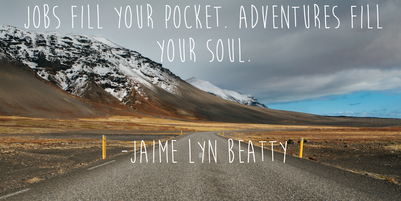 Travel Quote Of The Week