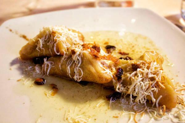 Cjalsons Ristorante al Monastero Cividale del Friuli 7 of the best things i ate in 2016