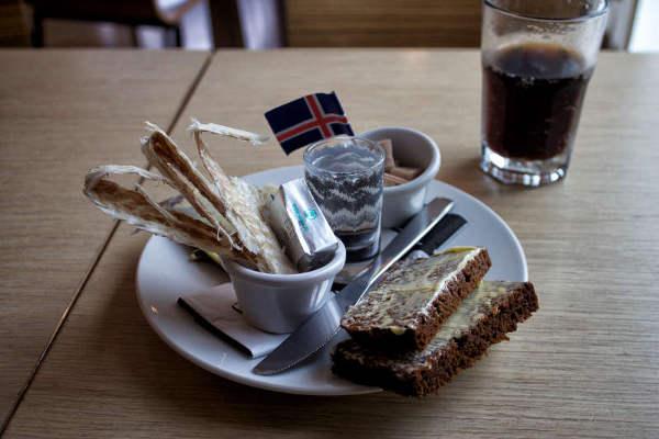 hakarl reykjavik iceland best things i ate while traveling