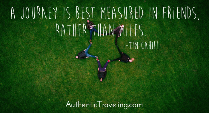 tim cahill travel quote of the week