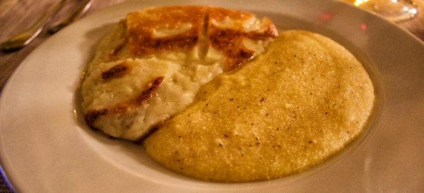 frico and polenta san daniele del friuli travel