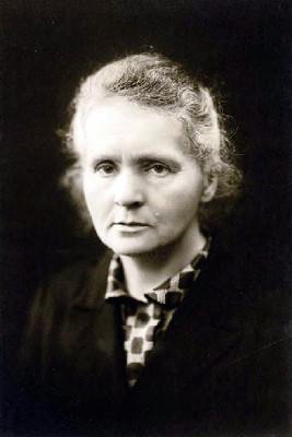 marie curie nothing in life is to be feared