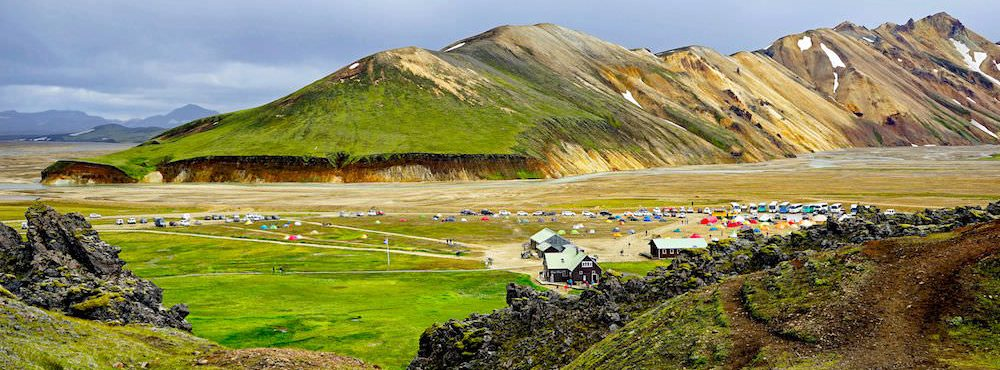 Camping How to Visit Iceland on a Budget