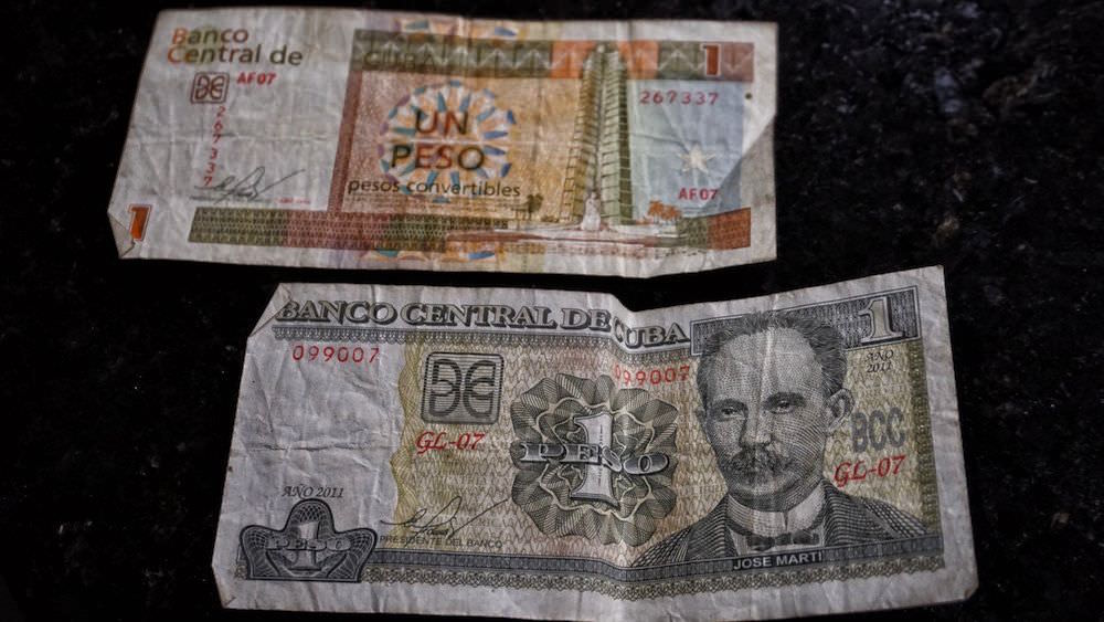 Cuban Currency - Travel to Cuba in 2019
