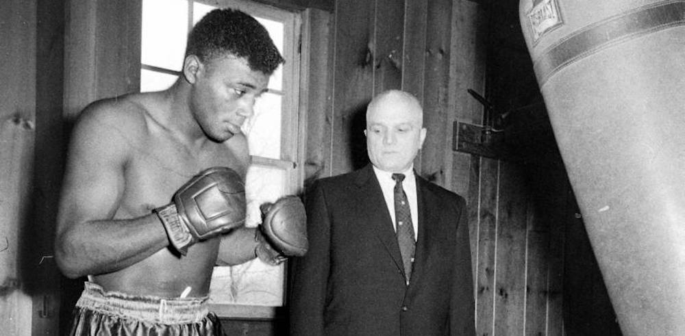 Cus D'Amato - Fear is Like Fire - Floyd Patterson