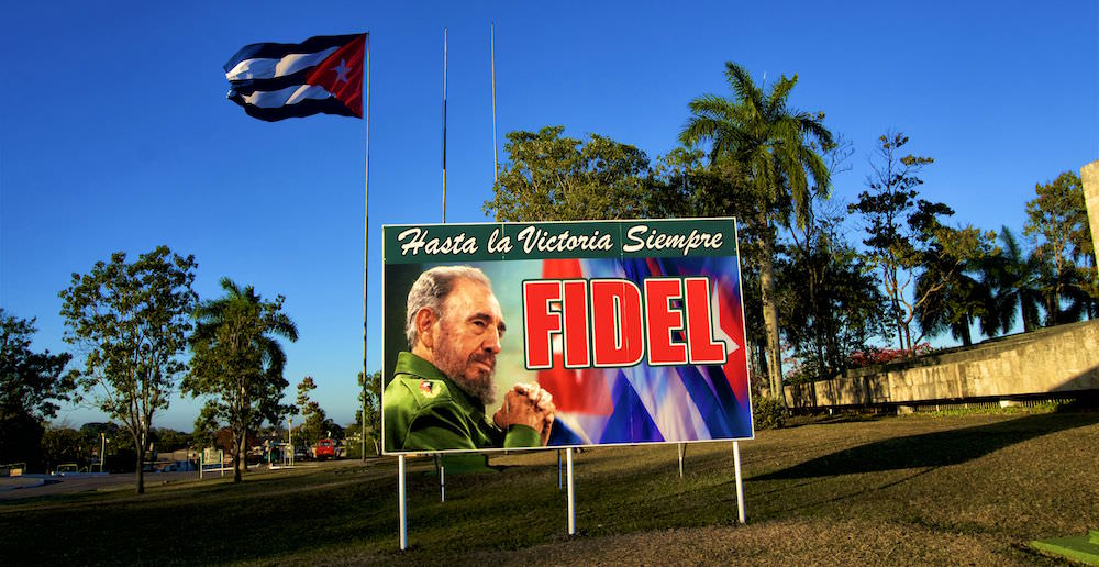 Fidel - Travel to Cuba in 2019