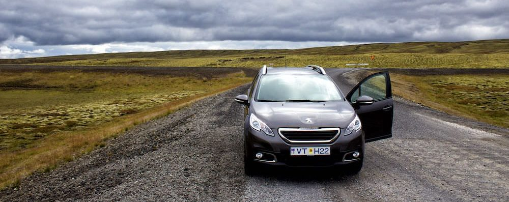 Iceland on a Budget - Rental Car