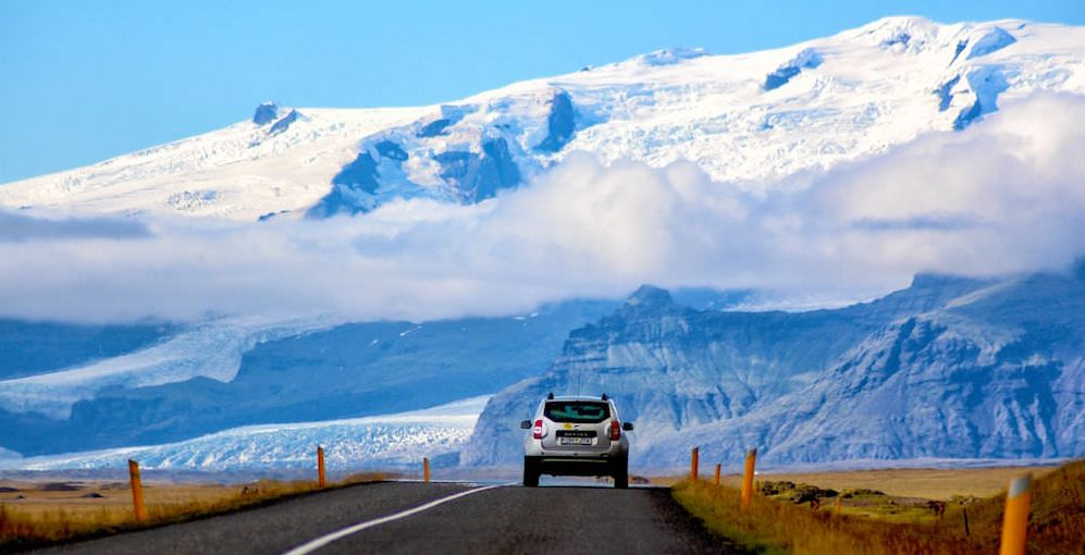 Ring Road Hitchking How to Visit Iceland on a Budget