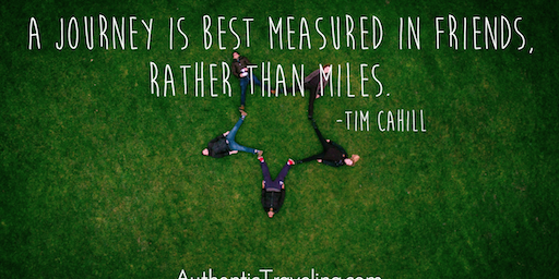 Tim Cahill – Travel Quote of the Week