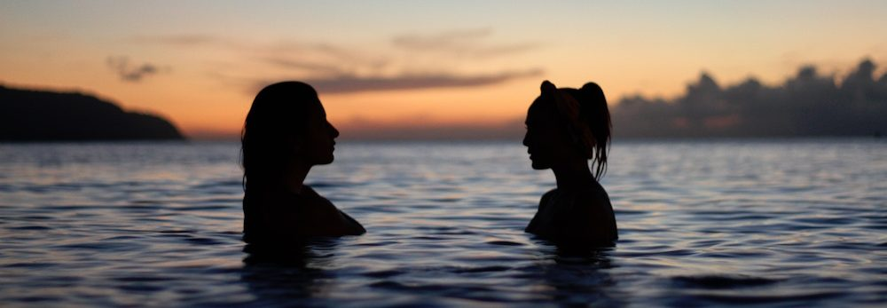 Two Women Talking Erol Ozan Travel Quote of the Week