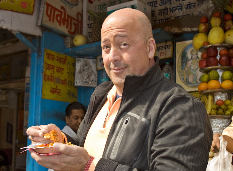 Andrew Zimmern travel quote