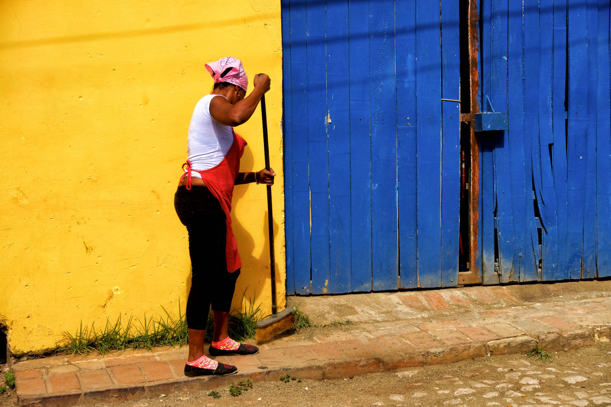 daily life in cuba  a photographic essay