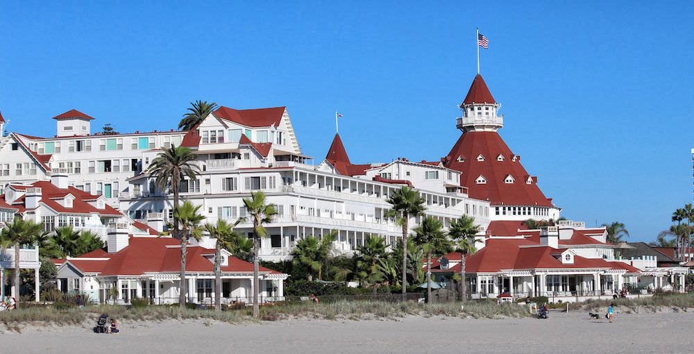 Hotel Coronado San Diego - The Travel Whipser Blogger Challenge - Authentic Traveling.